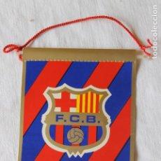 Banderines de colección: BANDERIN FUTBOL CLUB BARCELONA Nº 2. Lote 269583888