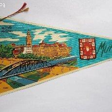 Banderines de colección: ANTIGUO BANDERIN - CADIZ - DÉCADA DEL 60 - AVENIDA DEL PUERTO. Lote 270359558