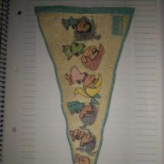 Banderines de colección: BANDERIN LA FAMILIA TELERÍN.. Lote 288995393