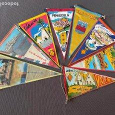 Banderines de colección: LOTE VARIADO DE BANDERINES. Lote 295042698