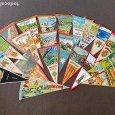 Banderines de colección: LOTE VARIADO DE BANDERINES. Lote 295042793
