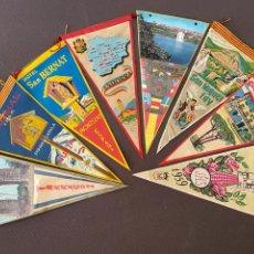 Banderines de colección: LOTE VARIADO DE BANDERINES. Lote 295042973