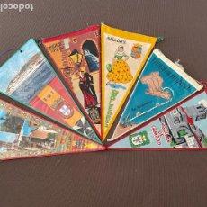 Banderines de colección: LOTE VARIADO DE BANDERINES. Lote 295044218