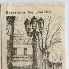 Collectionnisme Billets de transport: BILLETE DE BUS DE BARCELONA // TDB //- FUENTE DE CANALETAS. Lote 10463261