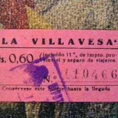Colecionismos Bilhetes de Transporte: BILLETE AUTOBUS DE PAMPLONA. Lote 42058812