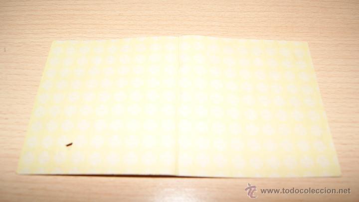 Coleccionismo Billetes de transporte: Billete de Renfe de 1975 Madrid - Foto 2 - 43441023