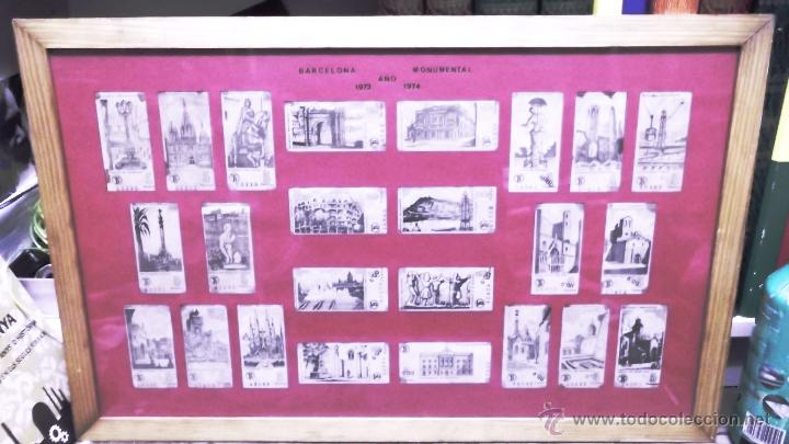 COLECCION BILLETES 24 CAPICUAS AÑO 1973 74 BARCELONA .- TRANVIA AUTOBUS METRO FERROCARRIL TREN (Coleccionismo - Billetes de Transporte)