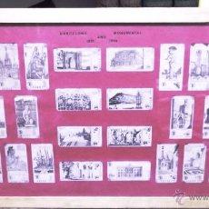 Coleccionismo Billetes de transporte: COLECCION BILLETES 24 CAPICUAS AÑO 1973 74 BARCELONA .- TRANVIA AUTOBUS METRO FERROCARRIL TREN . Lote 48228617