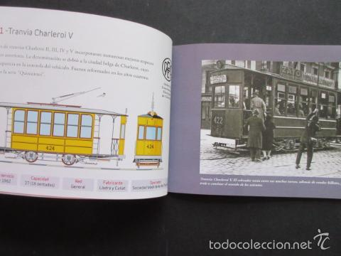 Coleccionismo Billetes de transporte: LIBRO 25 IMAGENES EN LA HISTORIA DEL TRANSPORTE PUBLICO MADRID, METRO AUTOBUS FERROCARRIL - Foto 10 - 57808073