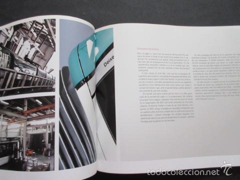 Coleccionismo Billetes de transporte: LIBRO ATM AUTORIDAD DEL TRANSPORT 10 ANYS DE HISTORIES METROPOLITA BARCELONA - Foto 5 - 57808154