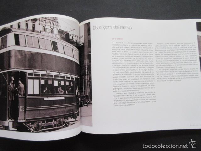 Coleccionismo Billetes de transporte: LIBRO ATM AUTORIDAD DEL TRANSPORT 10 ANYS DE HISTORIES METROPOLITA BARCELONA - Foto 6 - 57808154