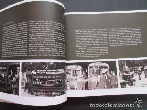 Coleccionismo Billetes de transporte: LIBRO ATM AUTORIDAD DEL TRANSPORT 10 ANYS DE HISTORIES METROPOLITA BARCELONA - Foto 8 - 57808154