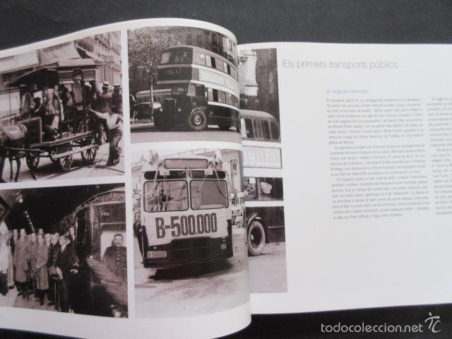 Coleccionismo Billetes de transporte: LIBRO ATM AUTORIDAD DEL TRANSPORT 10 ANYS DE HISTORIES METROPOLITA BARCELONA - Foto 10 - 57808154