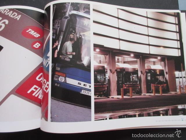 Coleccionismo Billetes de transporte: LIBRO ATM AUTORIDAD DEL TRANSPORT 10 ANYS DE HISTORIES METROPOLITA BARCELONA - Foto 11 - 57808154