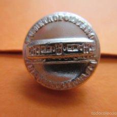 Coleccionismo Billetes de transporte: BOTON - FERROCARRIL METROPOLITANO DE BARCELONA METRO - - PEQUEÑO. Lote 106088359