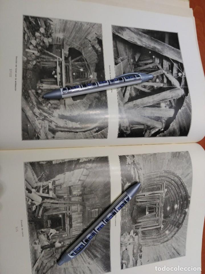 Coleccionismo Billetes de transporte: MEMORIA FERROCARRIL METROPOLITANO DE BARCELONA EL TRANSVERSAL AÑO 1923 - Foto 5 - 74182619