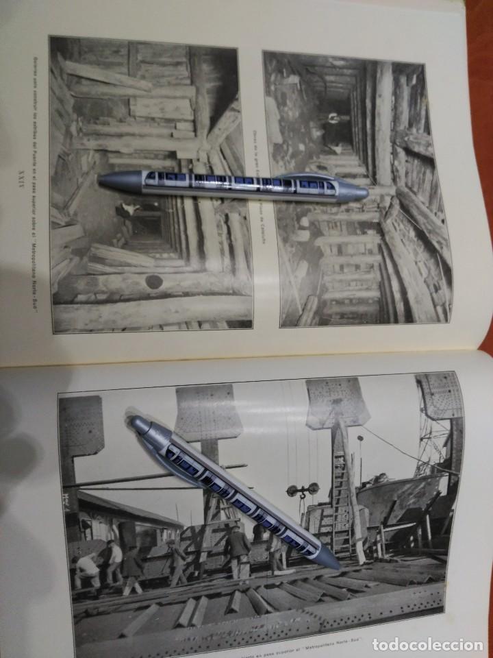 Coleccionismo Billetes de transporte: MEMORIA FERROCARRIL METROPOLITANO DE BARCELONA EL TRANSVERSAL AÑO 1923 - Foto 6 - 74182619