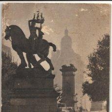 Coleccionismo Billetes de transporte: REVISTA BARCELONA 1947.EDITADA POR TRANVIAS BARCELONA.RARA. Lote 80143265