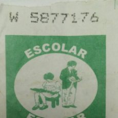 Coleccionismo Billetes de transporte: BILLETE TRANSPORTE DE CHILE. Lote 80507537