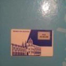 Coleccionismo Billetes de transporte: BILLETE TRANSPORTES,BUS,PORTUGAL. Lote 85262992