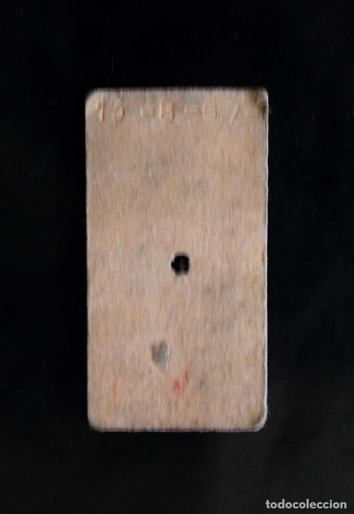 Coleccionismo Billetes de transporte: Antiguos Billetes de Transporte - Foto 4 - 100447787