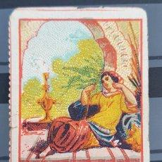 Coleccionismo Billetes de transporte: RARO ANTIGUO BILLETE DE TRANVIA SOCIEDAD DE COCHES PRIVILEGIADOS RIPERT 1800S. Lote 109912231