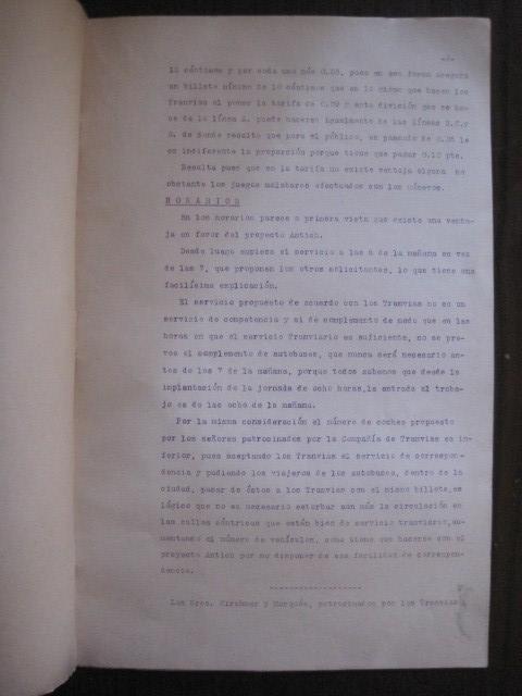 Coleccionismo Billetes de transporte: TRANVIAS DE BARCELONA S.A. - VENTAJAS LINEAS - DOCUMENTO CON PLANO - VER FOTOS - (V-13.312) - Foto 9 - 110899899