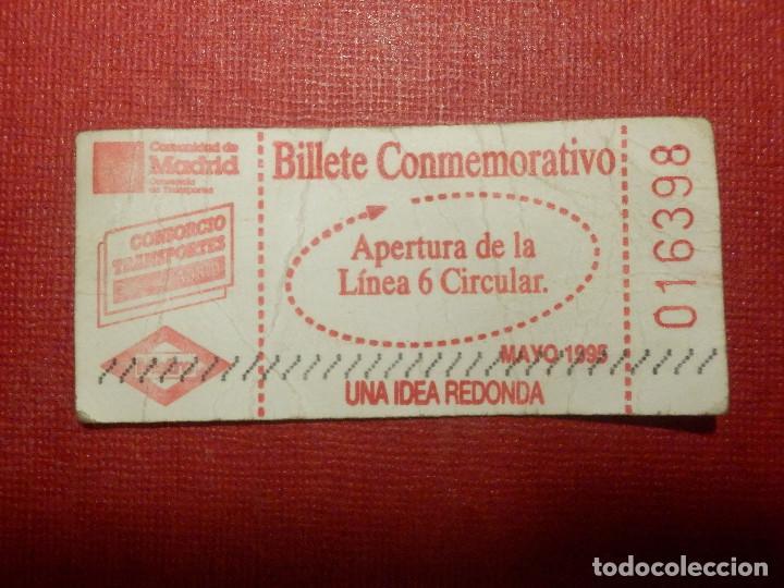 Billete De Transporte Metro De Madrid Conme Kaufen Alte