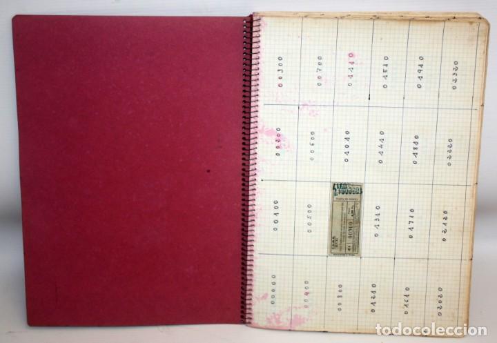 Coleccionismo Billetes de transporte: LOTE DE 980 BILLETES DE TRANVIA CAP I CUA. - Foto 5 - 136812262