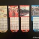 Coleccionismo Billetes de transporte: BILLETES BONO BUS ZARAGOZA AÑOS 2002 - 2003 - 2005 - 2006. Lote 137184614