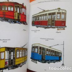 Coleccionismo Billetes de transporte: AQUELLOS VIEJOS TRANVIAS DE MADRID 238 PAGINAS DIEGO GUTIERREZ. Lote 155787194