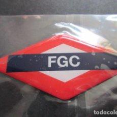 Coleccionismo Billetes de transporte: IMAN ROMBO FERROCARRILES GENERALITAT. Lote 157899226