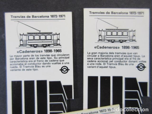 Coleccionismo Billetes de transporte: ARD-TRCOL1 - AÑO 1987/88 COLECCION 26 TARJETA RESISTIVA T-2 DIFERENTES LILA 10 VIAJES SIN PRECIO - Foto 8 - 173845629