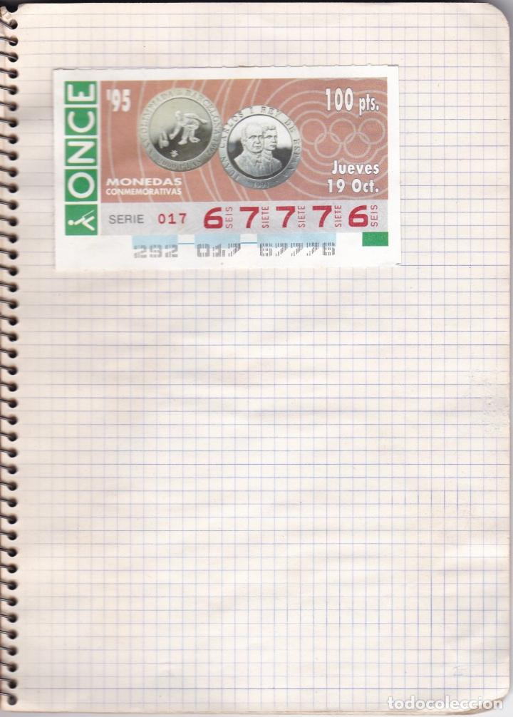 Coleccionismo Billetes de transporte: CAPICUAS - LIBRETA CON 186 BILLETES CAPICUAS DIFERENTES TRANSPORTES Y MÁS - FOTOS TODAS HOJAS - Foto 2 - 179380110