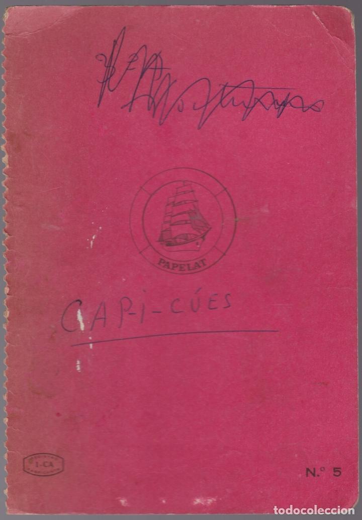 Coleccionismo Billetes de transporte: CAPICUAS - LIBRETA CON 186 BILLETES CAPICUAS DIFERENTES TRANSPORTES Y MÁS - FOTOS TODAS HOJAS - Foto 34 - 179380110
