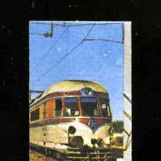 Coleccionismo Billetes de transporte: BILLETE O TICKET DE BASCULA, DE CARTON GRUESO. TREN. Lote 184827176