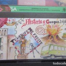 Collectionnisme Billets de transport: BILLETE GUAGUA CABILDO DE TENERIFE. Lote 187960047