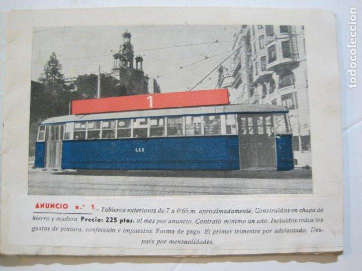 Coleccionismo Billetes de transporte: CATALOGO DE COCHES-PANHARD-HANS T. MÖLLER S.A.-BARCELONA-PUBLICIDAD ANTIGUA-VER FOTOS-(K-743) - Foto 4 - 221814065