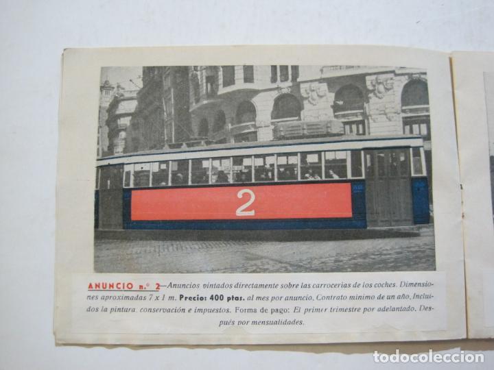 Coleccionismo Billetes de transporte: CATALOGO DE COCHES-PANHARD-HANS T. MÖLLER S.A.-BARCELONA-PUBLICIDAD ANTIGUA-VER FOTOS-(K-743) - Foto 6 - 221814065