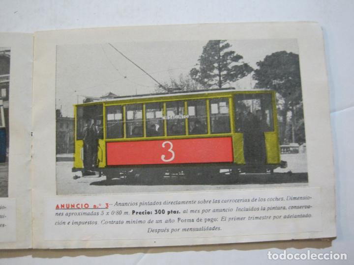 Coleccionismo Billetes de transporte: CATALOGO DE COCHES-PANHARD-HANS T. MÖLLER S.A.-BARCELONA-PUBLICIDAD ANTIGUA-VER FOTOS-(K-743) - Foto 7 - 221814065