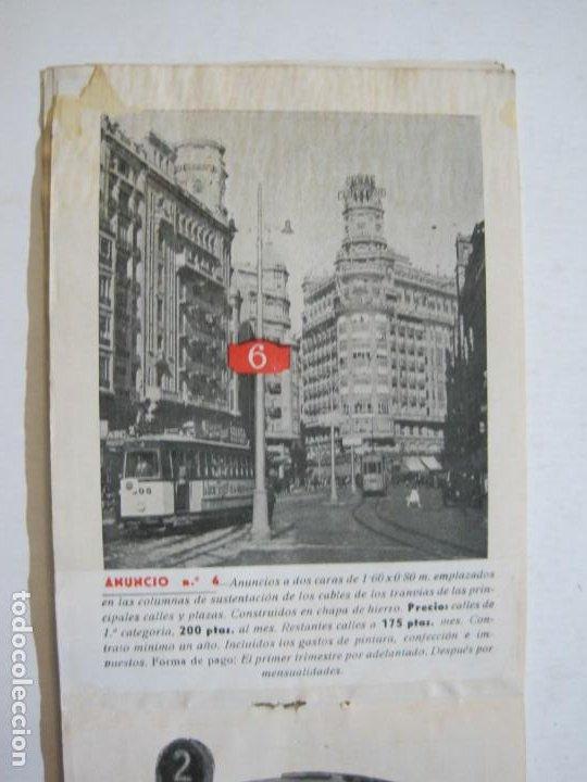 Coleccionismo Billetes de transporte: CATALOGO DE COCHES-PANHARD-HANS T. MÖLLER S.A.-BARCELONA-PUBLICIDAD ANTIGUA-VER FOTOS-(K-743) - Foto 8 - 221814065