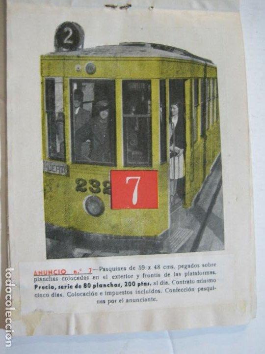 Coleccionismo Billetes de transporte: CATALOGO DE COCHES-PANHARD-HANS T. MÖLLER S.A.-BARCELONA-PUBLICIDAD ANTIGUA-VER FOTOS-(K-743) - Foto 9 - 221814065