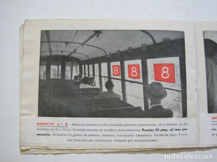 Coleccionismo Billetes de transporte: CATALOGO DE COCHES-PANHARD-HANS T. MÖLLER S.A.-BARCELONA-PUBLICIDAD ANTIGUA-VER FOTOS-(K-743) - Foto 10 - 221814065
