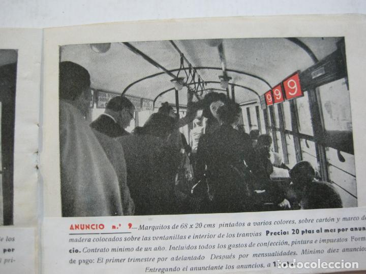 Coleccionismo Billetes de transporte: CATALOGO DE COCHES-PANHARD-HANS T. MÖLLER S.A.-BARCELONA-PUBLICIDAD ANTIGUA-VER FOTOS-(K-743) - Foto 11 - 221814065