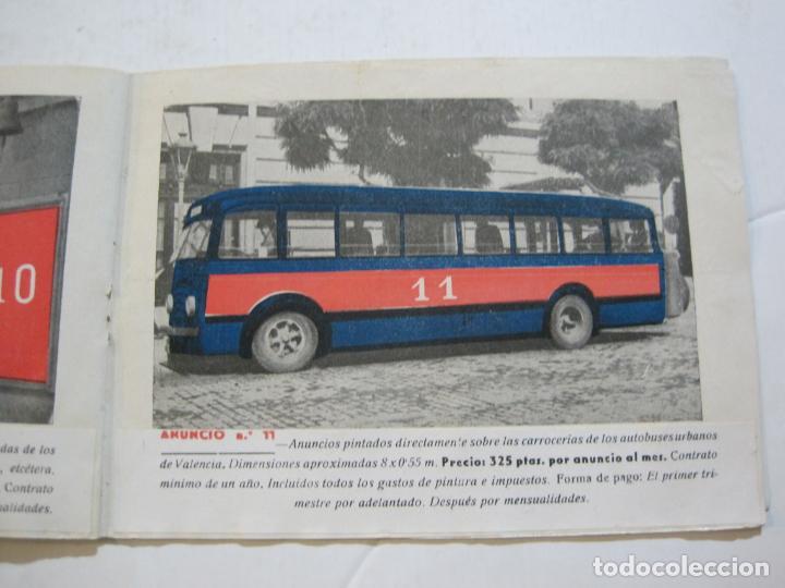 Coleccionismo Billetes de transporte: CATALOGO DE COCHES-PANHARD-HANS T. MÖLLER S.A.-BARCELONA-PUBLICIDAD ANTIGUA-VER FOTOS-(K-743) - Foto 13 - 221814065