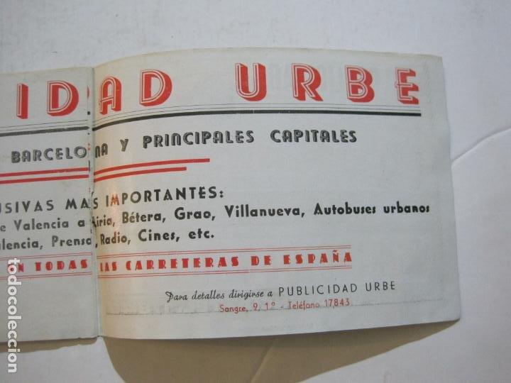 Coleccionismo Billetes de transporte: CATALOGO DE COCHES-PANHARD-HANS T. MÖLLER S.A.-BARCELONA-PUBLICIDAD ANTIGUA-VER FOTOS-(K-743) - Foto 15 - 221814065
