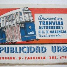 Coleccionismo Billetes de transporte: CATALOGO DE COCHES-PANHARD-HANS T. MÖLLER S.A.-BARCELONA-PUBLICIDAD ANTIGUA-VER FOTOS-(K-743). Lote 221814065