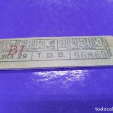 Coleccionismo Billetes de transporte: RÉPLICA DE BILLETE. Lote 237662695