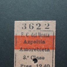 Collectionnisme Billets de transport: BILLETE DE CARTÓN. Lote 254223280