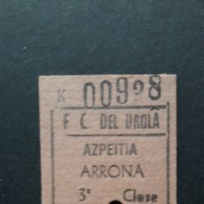 Collectionnisme Billets de transport: BILLETE DE CARTÓN. Lote 254224285